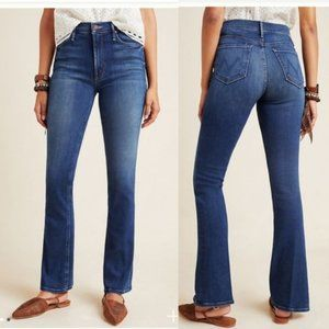Mother The Runaway Flare Jeans Sz 26